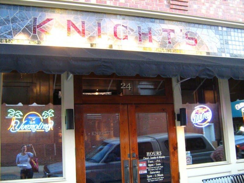 Restaurant Review Knights 1889 Cartersville Ga Patch