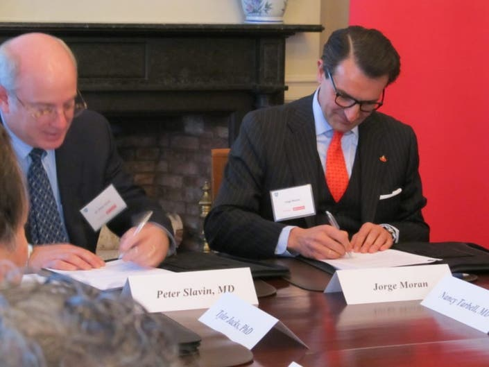 Sovereign | Santander Announces Inaugural Relationship with