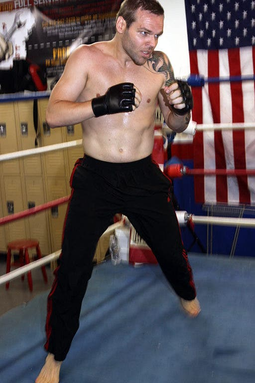 Fighting For Family: MMA Fighter Erik Purcell Opens Up