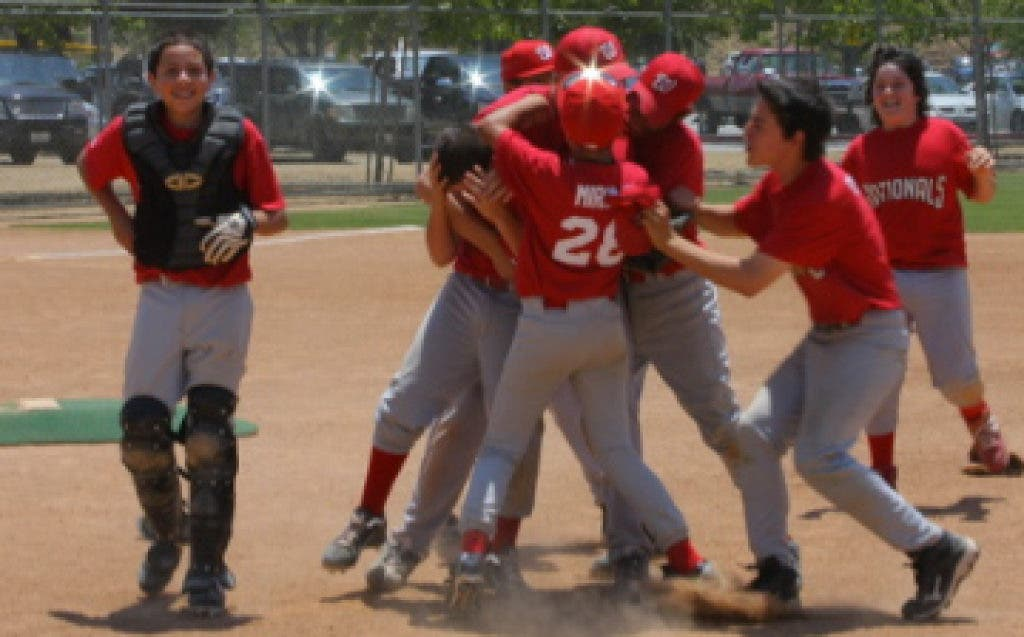 Youth Baseball Tournament Of More Than 30 Teams Starts Wednesday At Noble Creek Park In Beaumont Banning Ca Patch