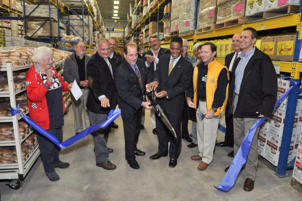 Ribbon Cutting Marks Opening Of Restaurant Depot In Port