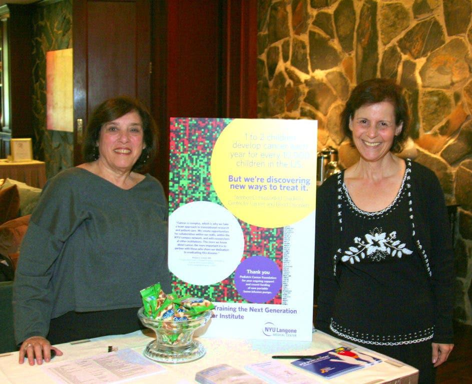 Brae Burn Hosts Pediatric Cancer Foundation Boutique