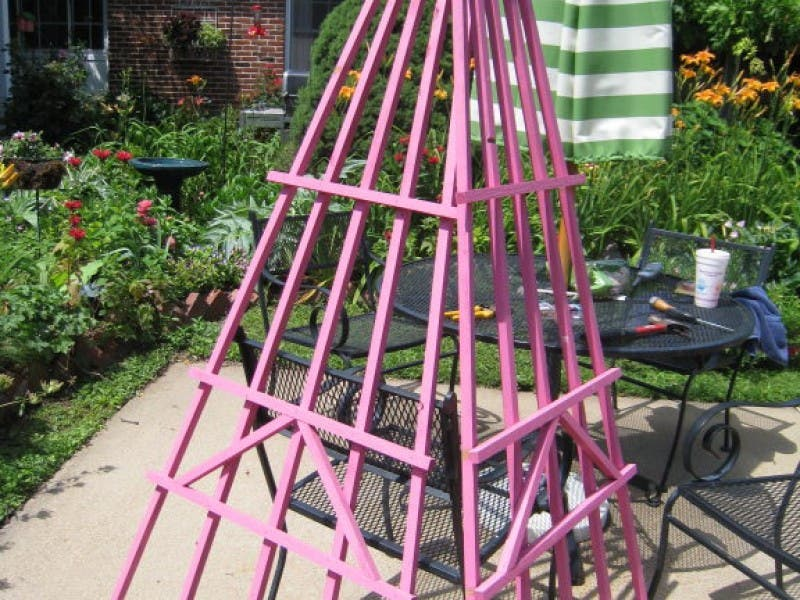 ... Make Your Own Garden Tuteur 0 ...