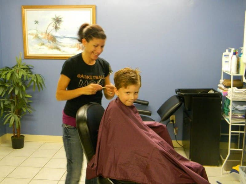 Back To School Backpack Haircut Event In West Warwick East