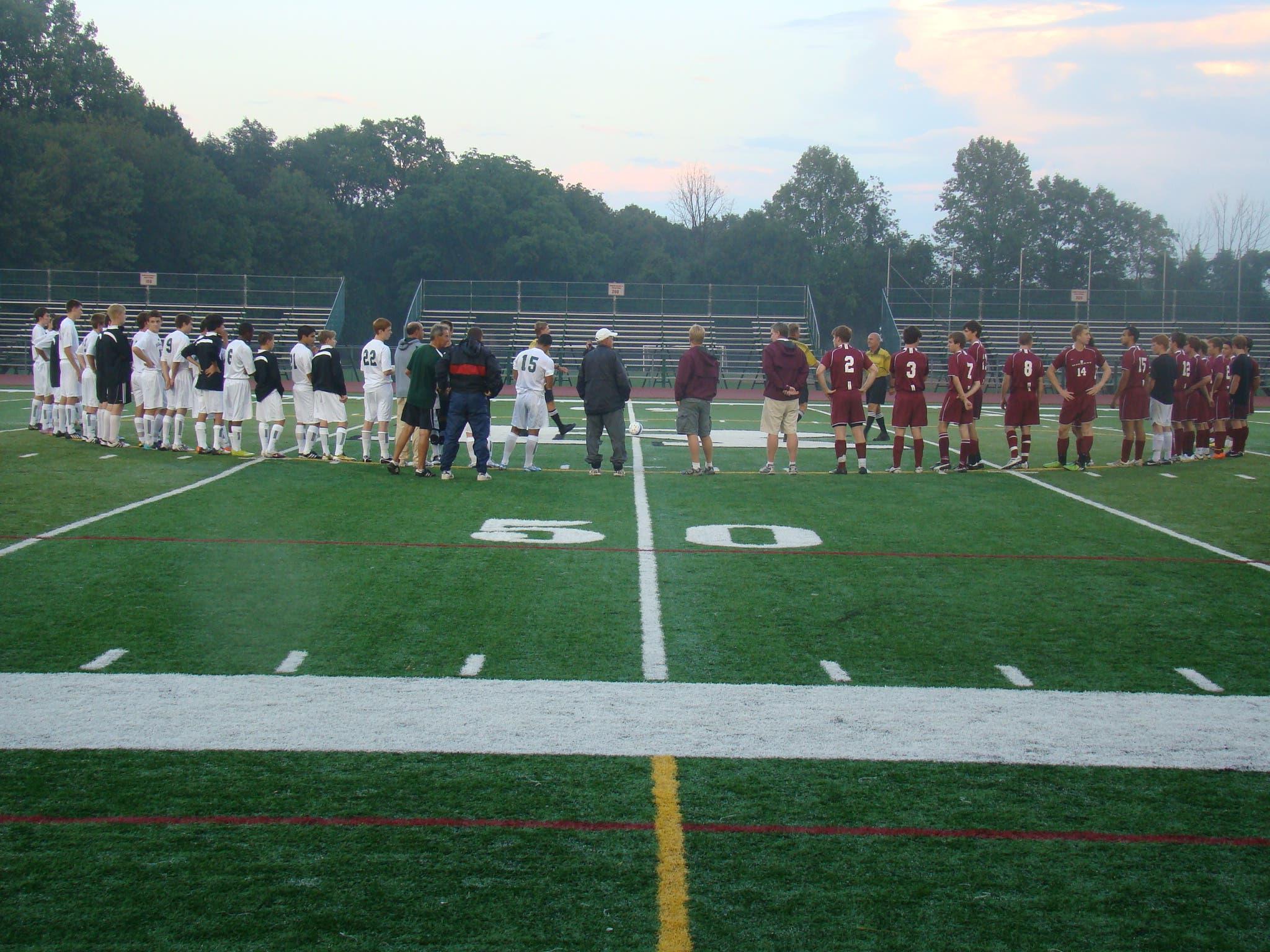 Ramapo Soccer Nets a Victory Over Ridgewood | Wyckoff, NJ ...