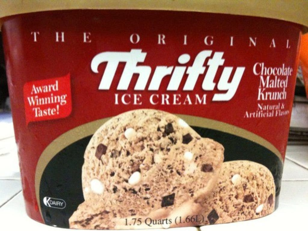 Thriftys Ice Cream All Grown Up