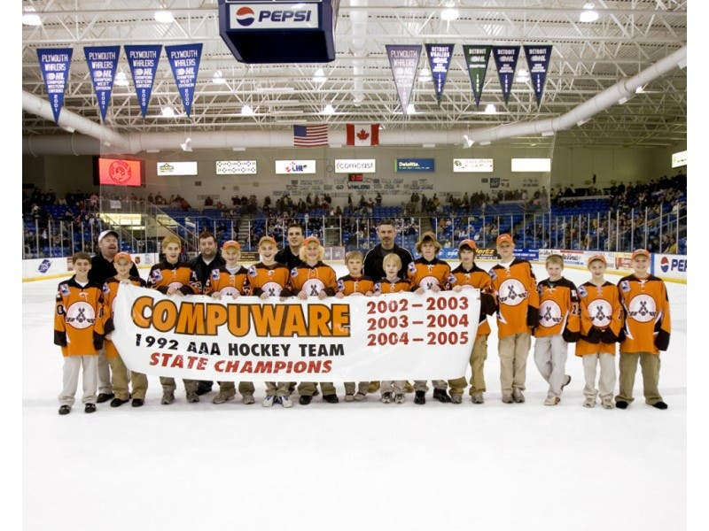 Mike Henry Named Director Of Compuware Youth Hockey Program 0