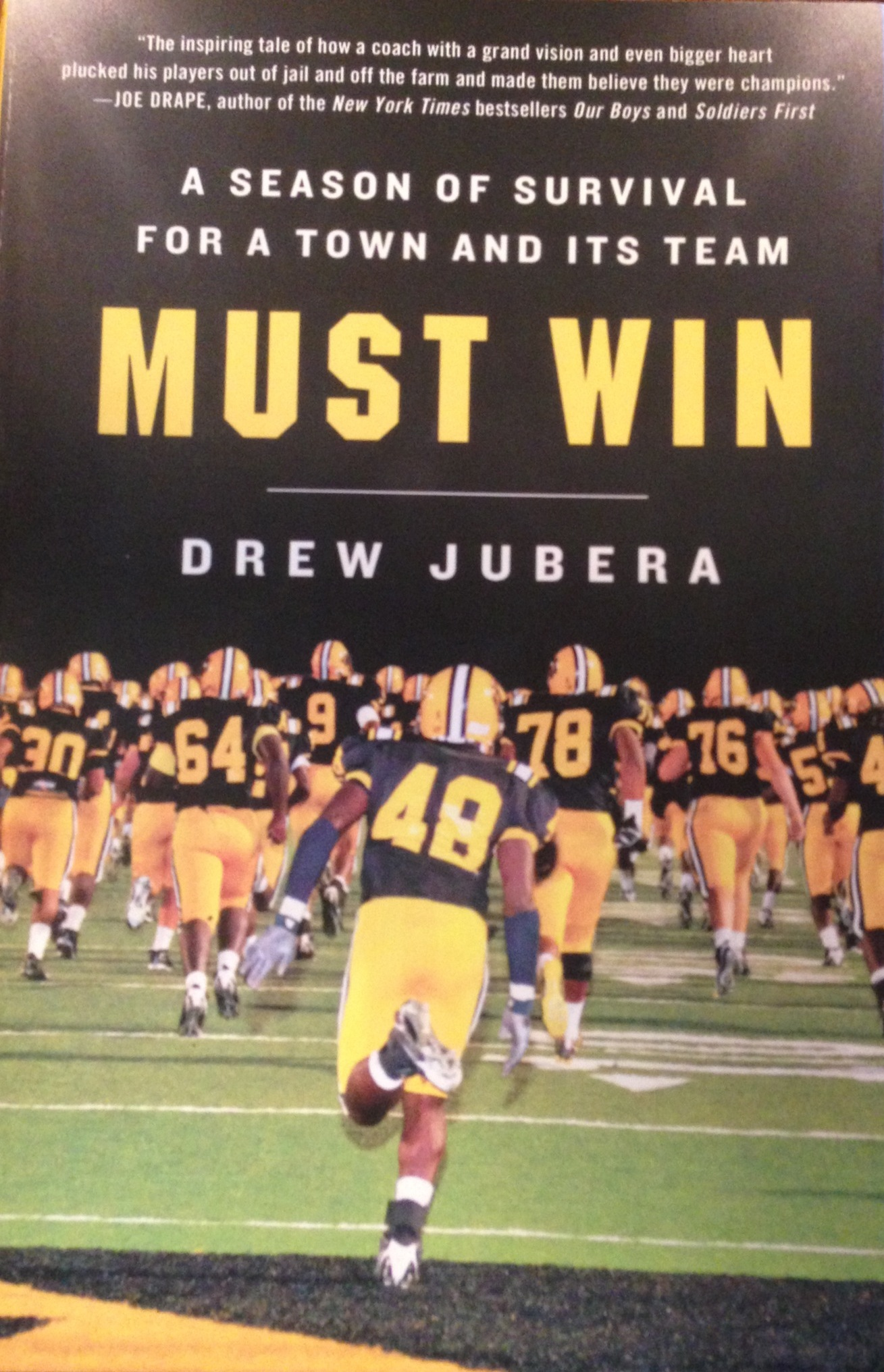 Midtown Book Group Hosts Local Author Drew Jubera At Barnes