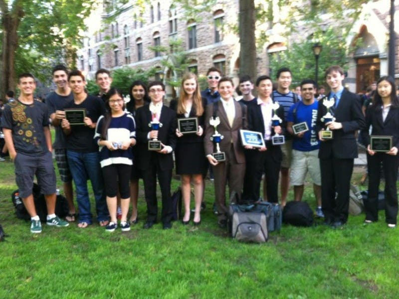 Millburn Forensics 5th In Nation At Yale Invitational Tournament