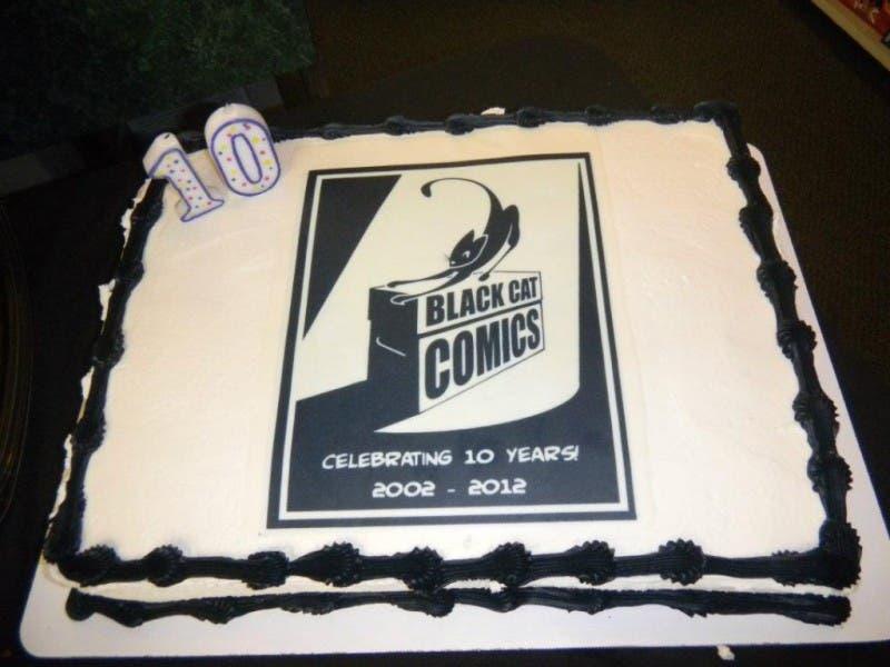Black Cat Comics Celebrates 10 Years Like Superheroes Milpitas Ca