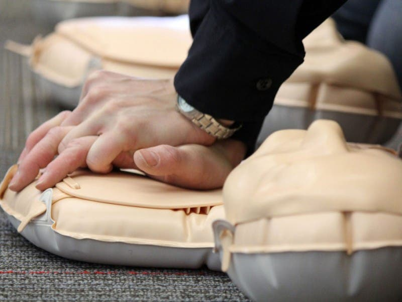 Town Offers Free Cpr Classes Mount Pleasant Sc Patch