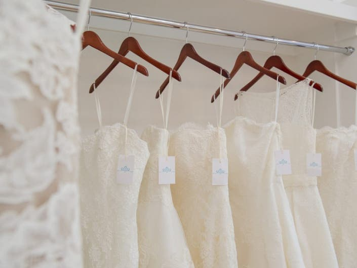 6e264f7ecae1 A Little Something White Bridal Couture - Open House | Darien, CT Patch
