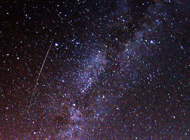 Perseid Meteor Shower The Sky Will Be Falling Over Kirkwood This Weekend Kirkwood Mo Patch