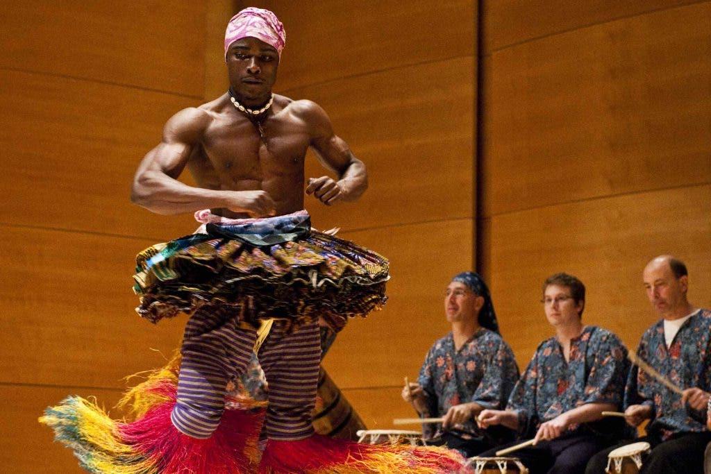 Warrior Dances: Ewe Drumming and Dance from Ghana