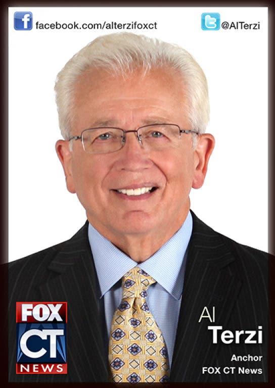 Fox News Anchor Al Terzi at MxCC | Middletown, CT Patch