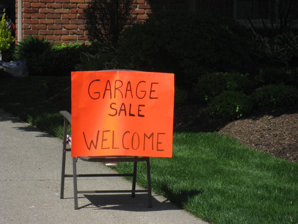 Find Deals, Treasures at These Local Garage Sales | Oakland