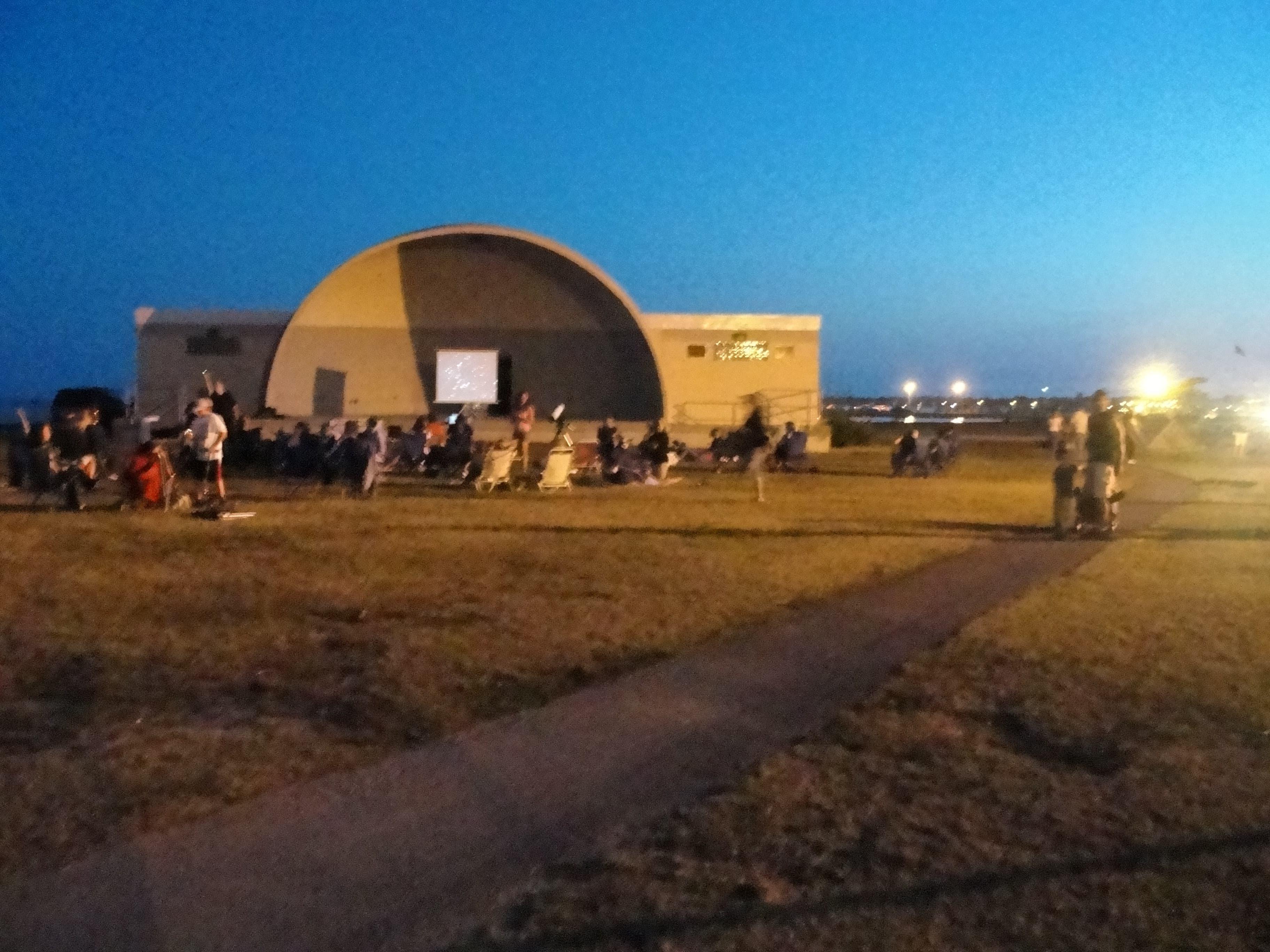 Stargazing at Shorefront Park | Patchogue, NY Patch