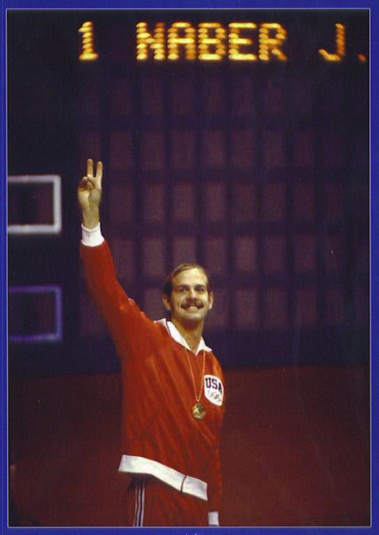 Los Gatos Woman Raises Champ of 1976 Olympics | Cupertino, CA Patch