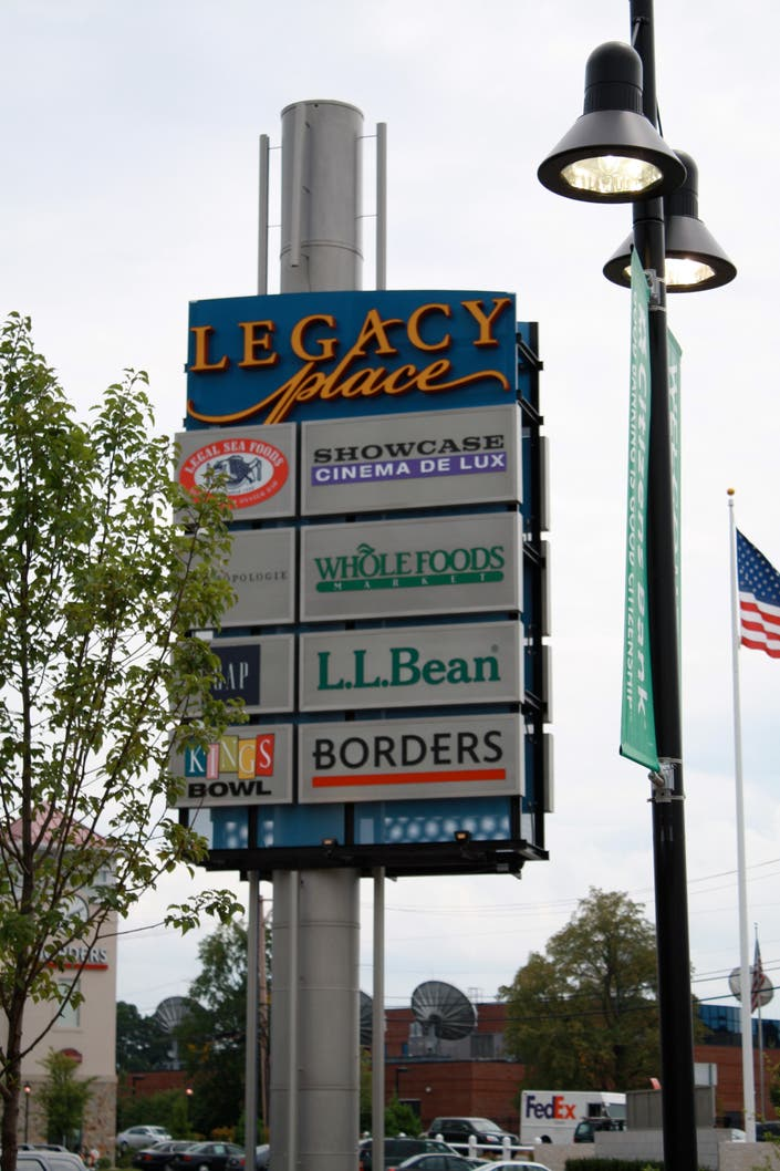 Updated Legacy Place Reporting That Some Stores Will Be