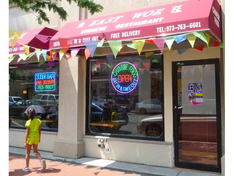 East Wok Opens on Springfield Avenue | Maplewood, NJ Patch