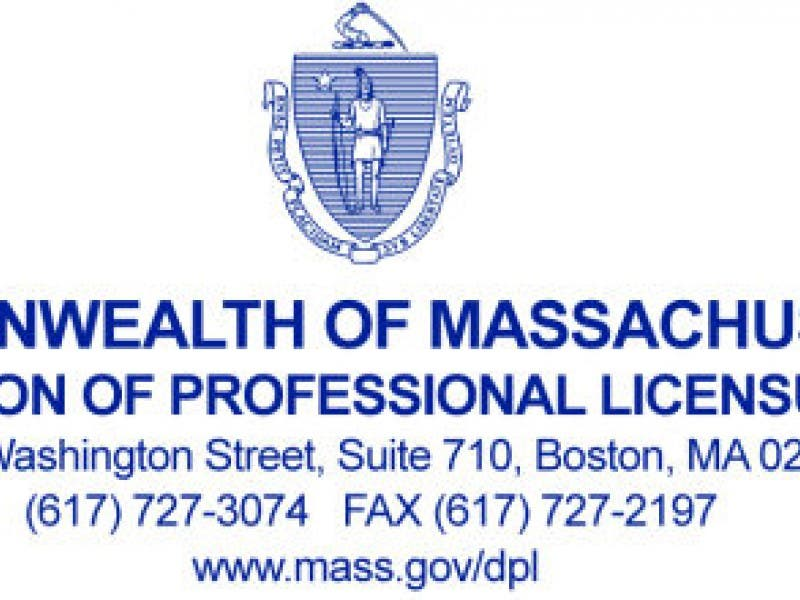 State Electrical Board Announces Enforcement Action Against Medfield