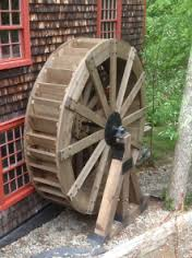 Things Are Rolling Along at Kingsbury Grist Mill ...