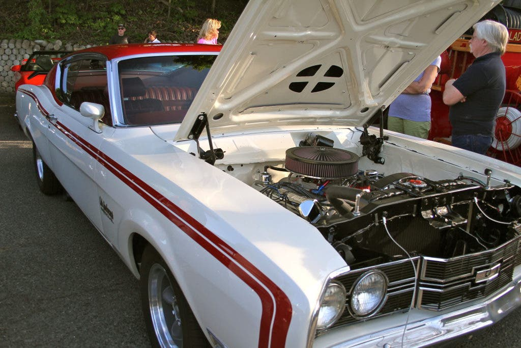 It S Summer Cruise Nights At The Sycamore Bethel Ct Patch