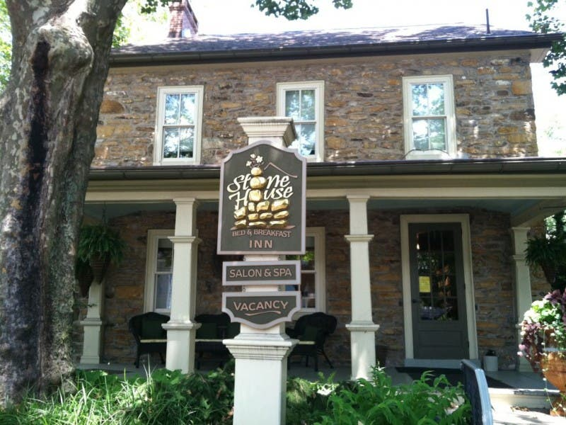 Great Escape Stone House Inn And Spa