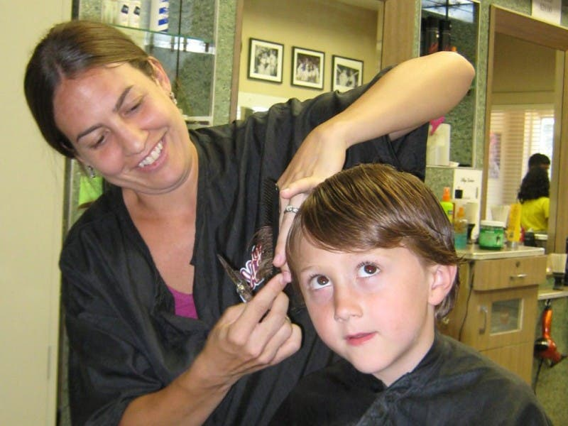 Back To School Freebie Haircut From Jcpenney Vernon Hills Il Patch