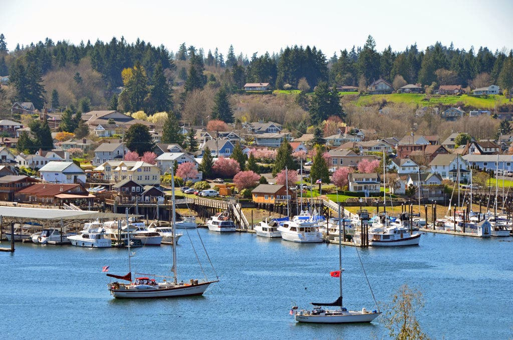 Warmer, Drier Weather Ahead in Gig Harbor This Week | Gig