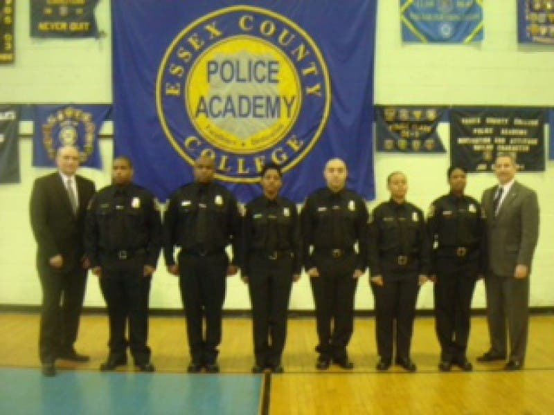 Essex county college police academy images 45