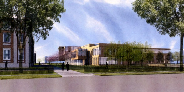 Adelphi to Break Ground for new College of Nursing and