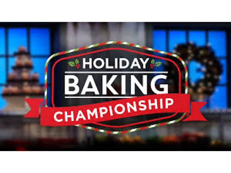 SAN DIEGAN MAEVE ROCHFORD WINS FOOD NETWORK HOLIDAY BAKING