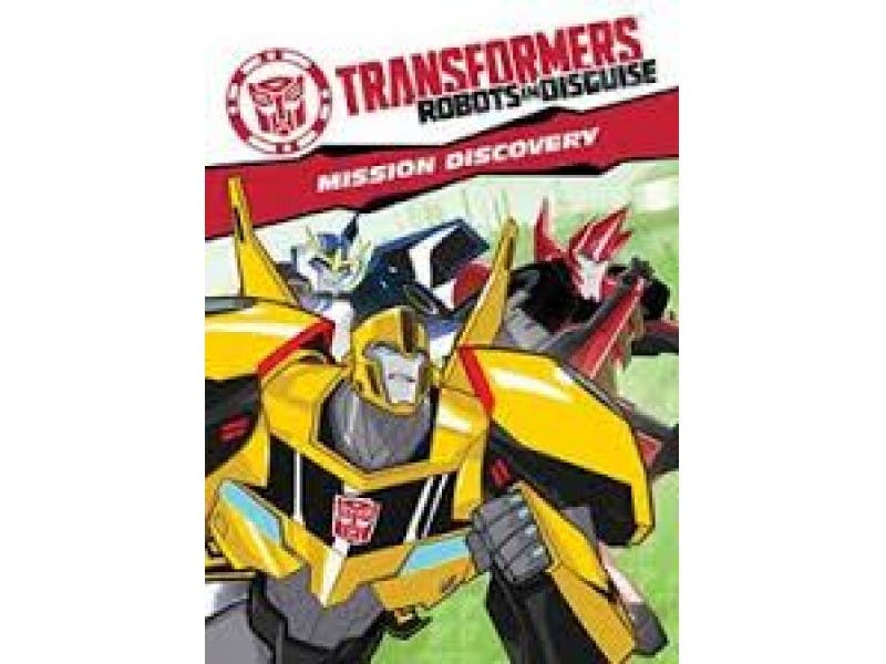 Transformers: Robots in Disguise-Mission Discovery | Imperial Beach