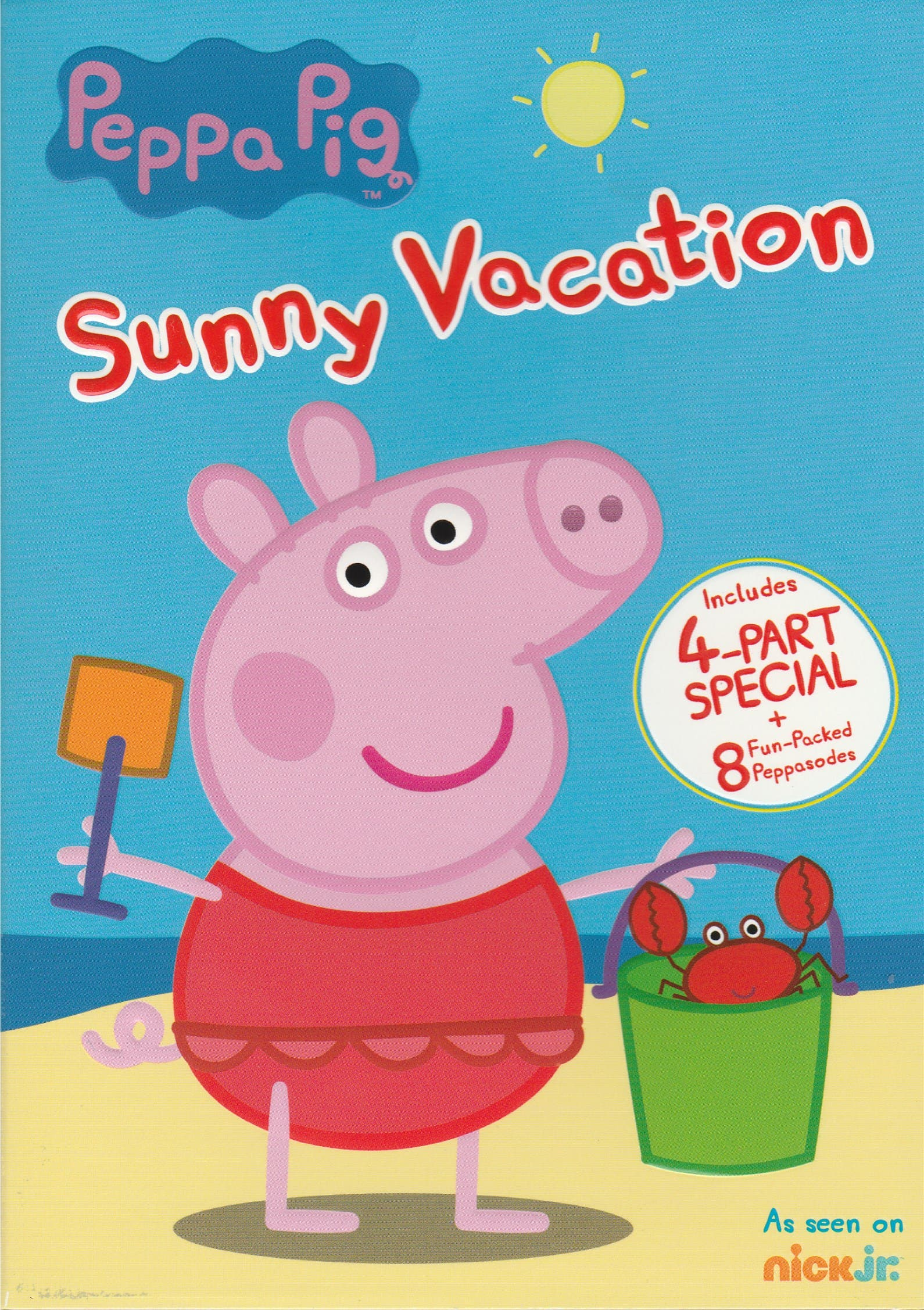 Peppa Pig Takes Us All On A Sunny Vacation Imperial Beach Ca Patch