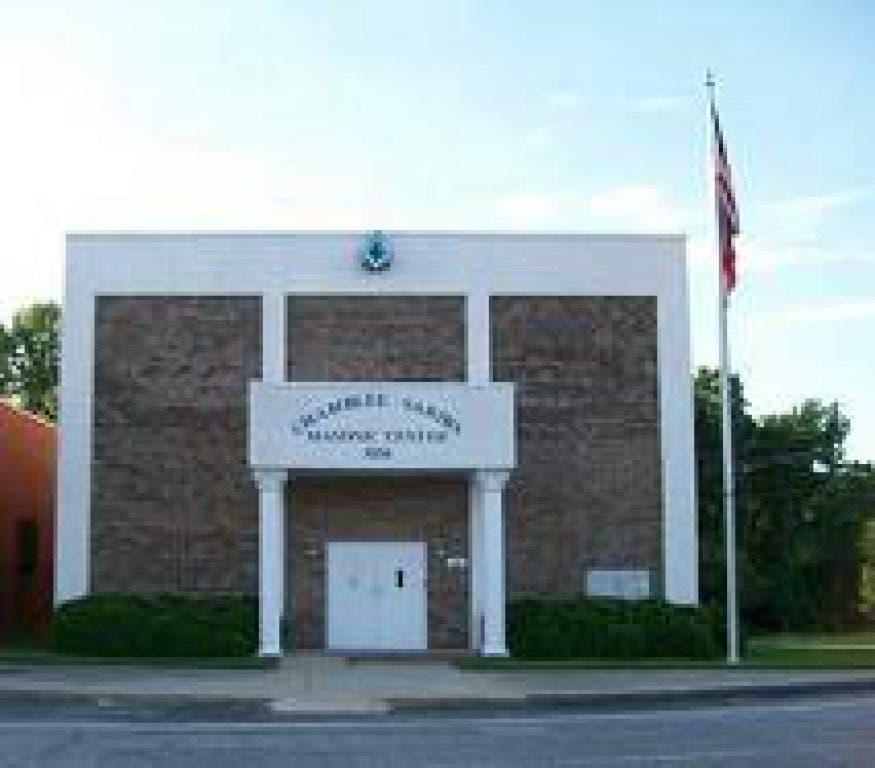 Chamblee Masonic Lodge Hosting Toys Tor Tots Dropoff