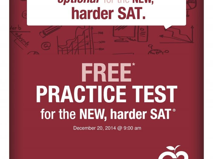 Free New SAT Practice Test | San Ramon, CA Patch
