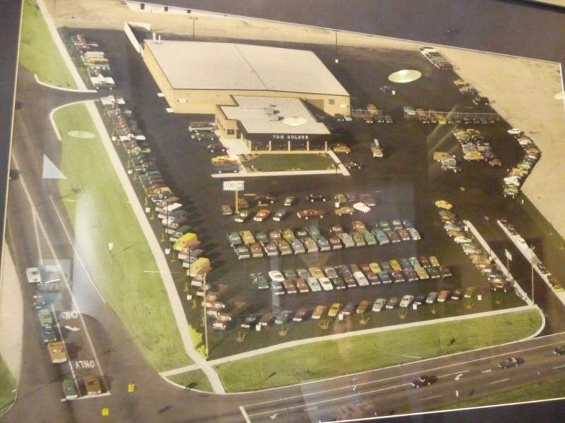 Decades Old Tom Holzer Ford Supports Farmington Area