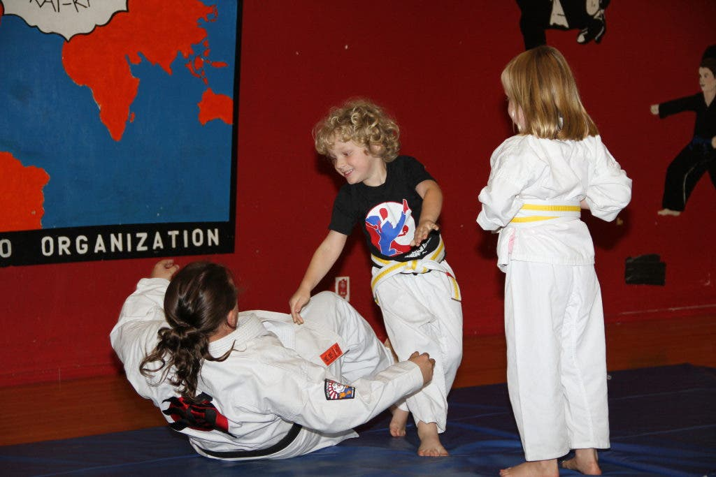 Palisades Karate Instructor Gets Kicks Teaching Kids | Pacific