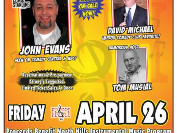 NHIPA Funny Fundraiser | North Hills, PA Patch