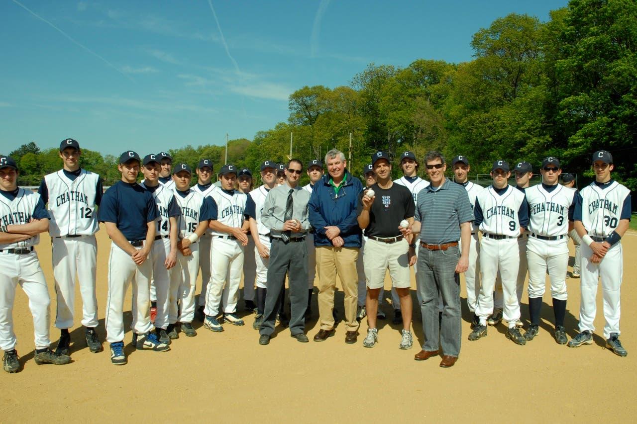 Chatham Baseball Comes Up Short Against Hanover Park