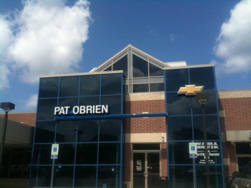 Pat Ou0027Brien Chevrolet Lawsuit Aims To Stop Firment Move To Avon