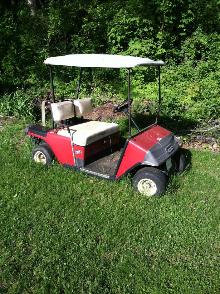 E-Z Go Golf Cart | Enfield, CT Patch