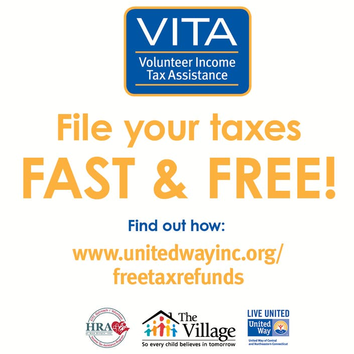 Free Tax Prep Available Now Through April, In-Person Or
