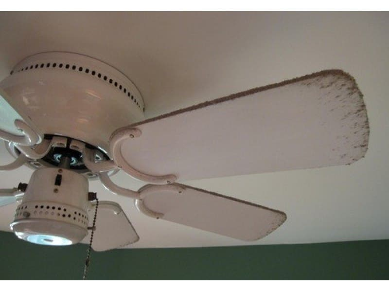 Hacks For Cleaning Your Ceiling Fans