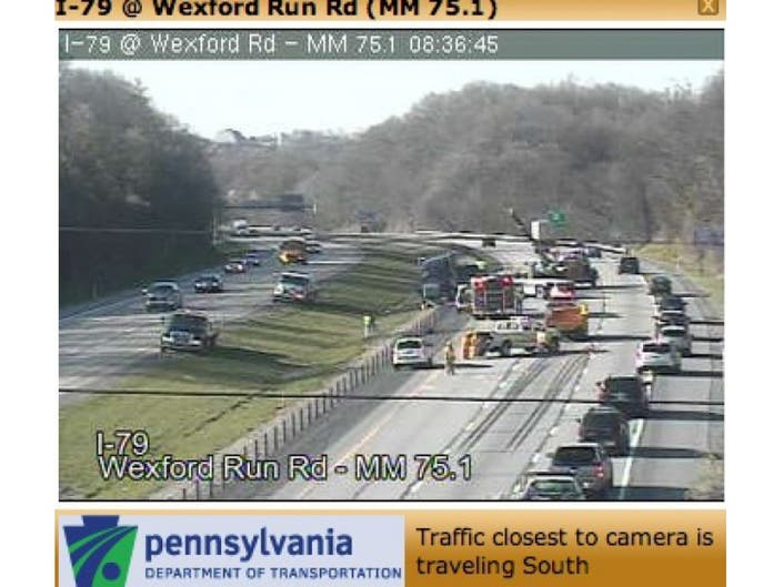 Update: Wreckage Cleared After Tractor Trailer Accident Snarls