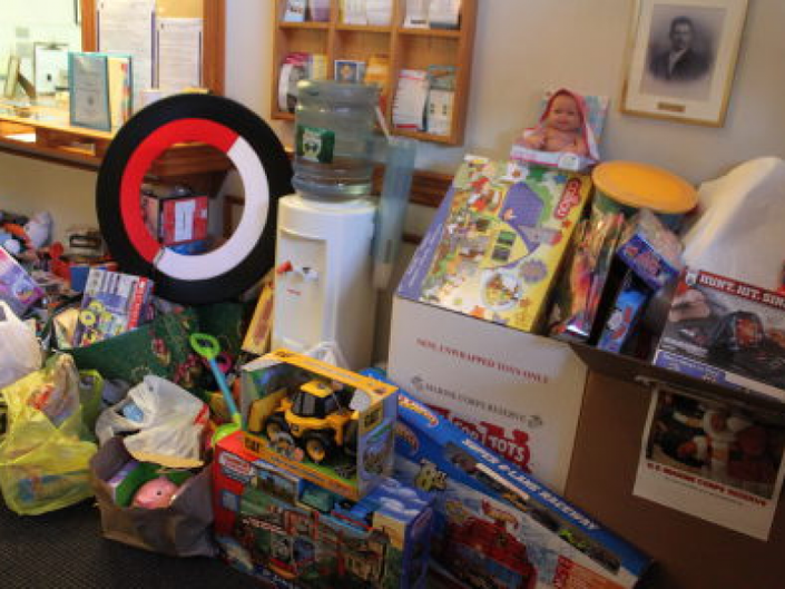 Where To Drop Off Toys For Tots Donations