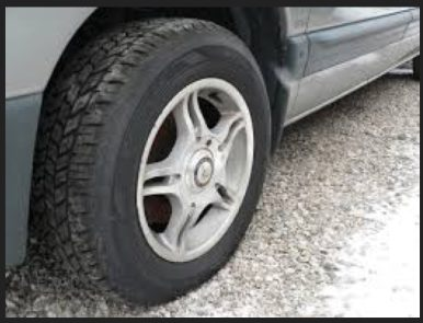 Low Tire Pressure >> Cold Weather Triggers Cars Tire Pressure Warning Light