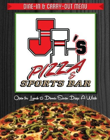 Image result for jl's pizza and sports bar palatine blackhawks 2020
