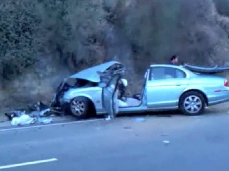 2 Malibu Residents Killed In Kanan Dume Car Crash